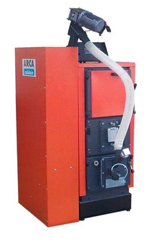 LPA DUO MATIC  WOOD AND PELLET BOILER copia