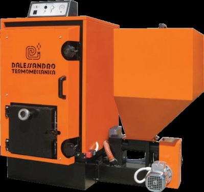 D'ALESSANDRO CS-SMALL 30kw