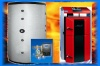 WOOD BOILERS WITH PUFFER KIT