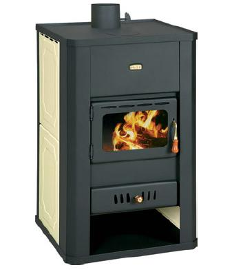 WOOD STOVE 22kw S3W17
