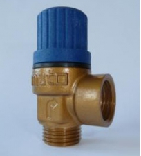 Safety valve 2,5bar